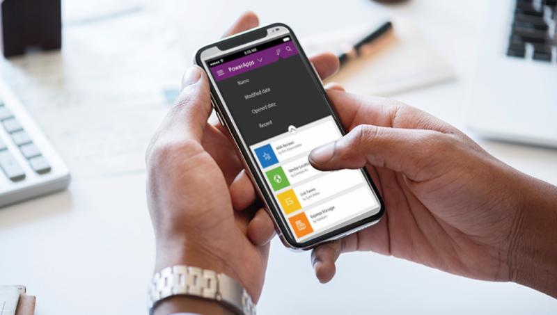 Automatisering met Microsoft Power Apps
